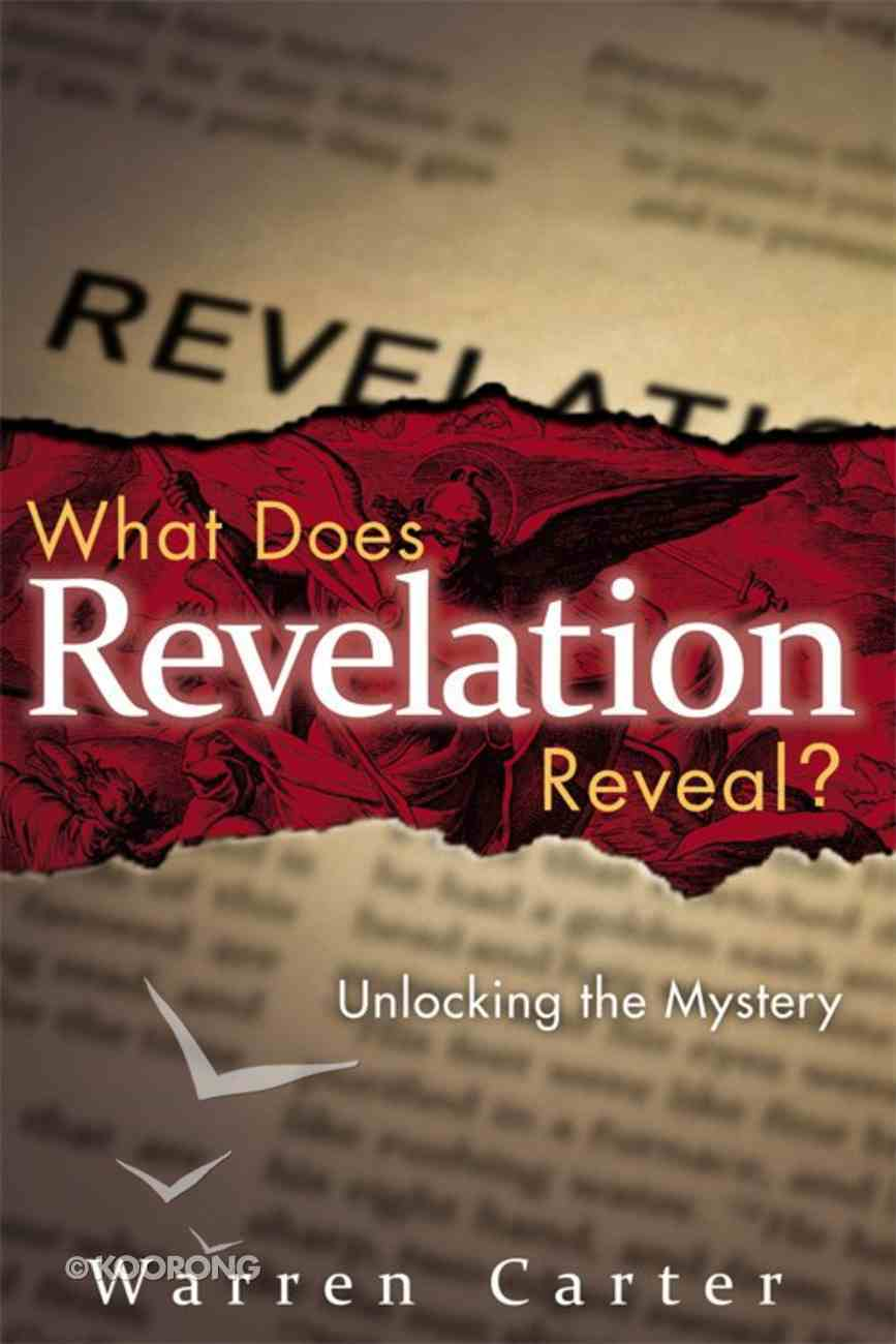 What Does Revelation Reveal? eBook