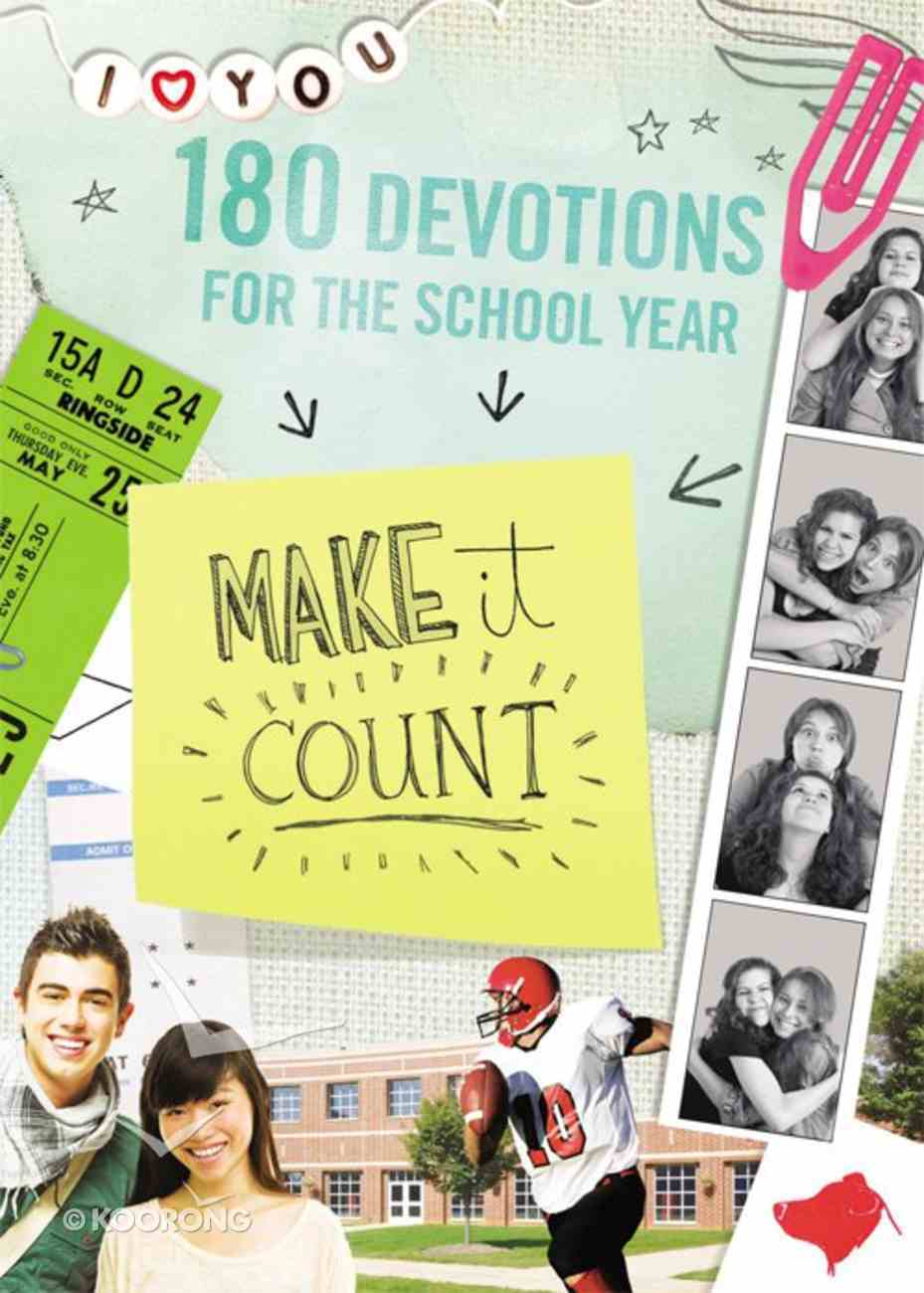 Make It Count eBook