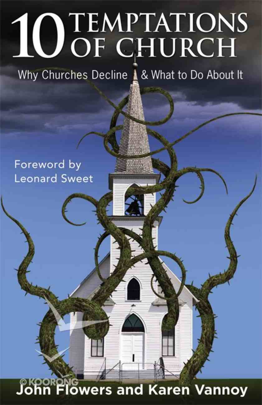 10 Temptations of Church (101 Questions About The Bible Kingstone Comics Series) eBook