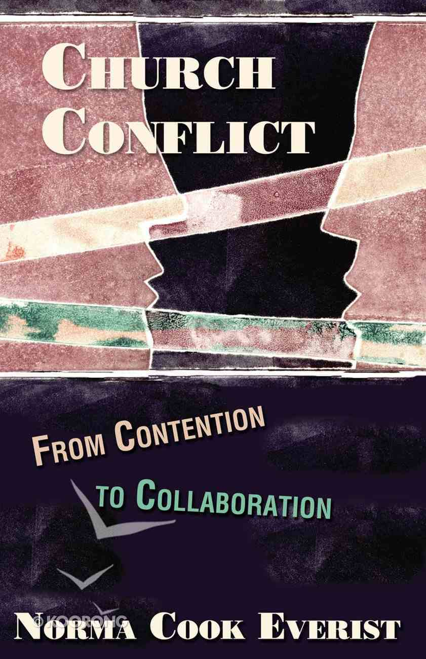 Church Conflict eBook