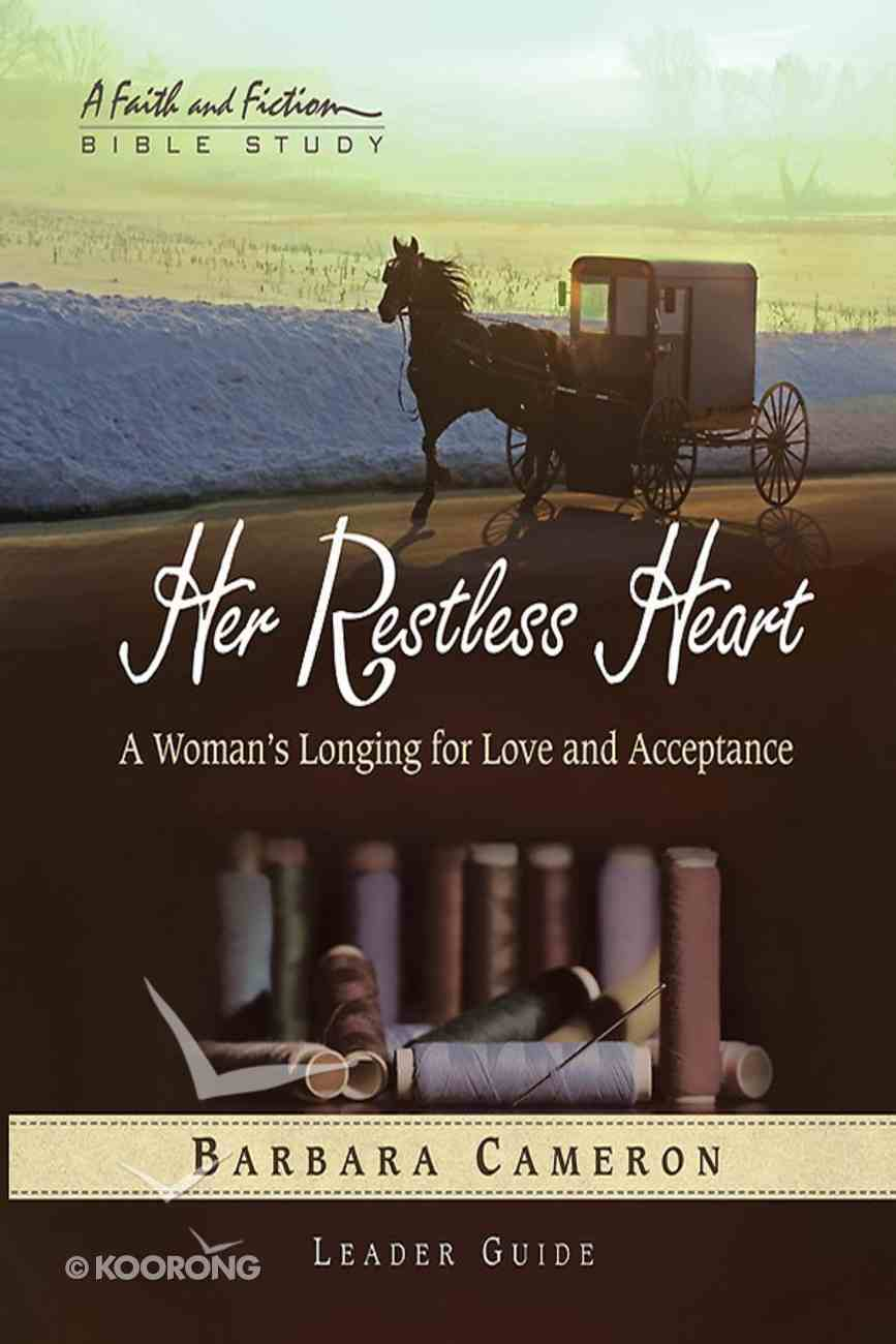 Her Restless Heart (Leader Guide) eBook
