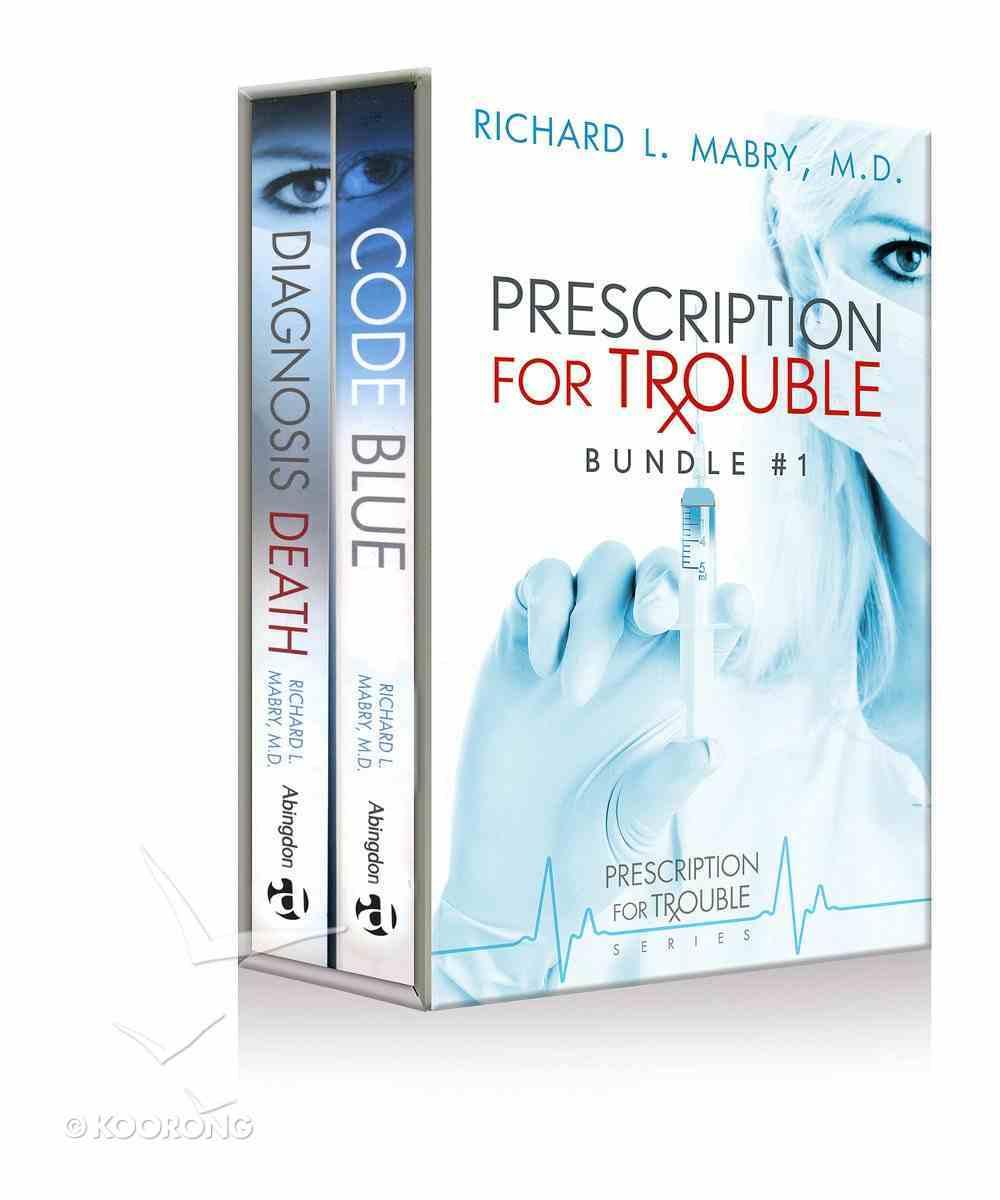 Prescription For Trouble Bundle #01: Code Blue & Diagnosis Death (101 Questions About The Bible Kingstone Comics Series) eBook