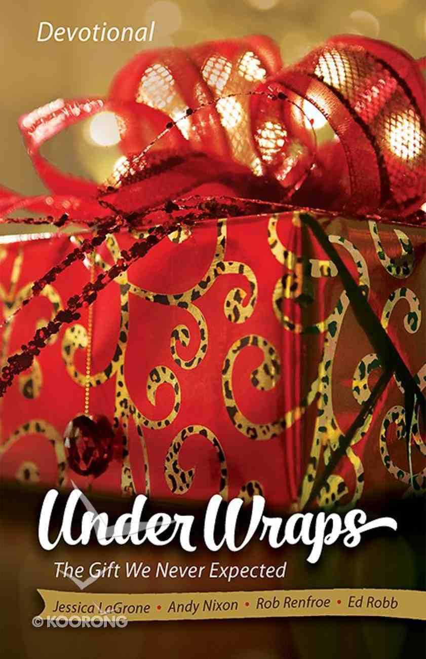 Under Wraps Devotional Paperback