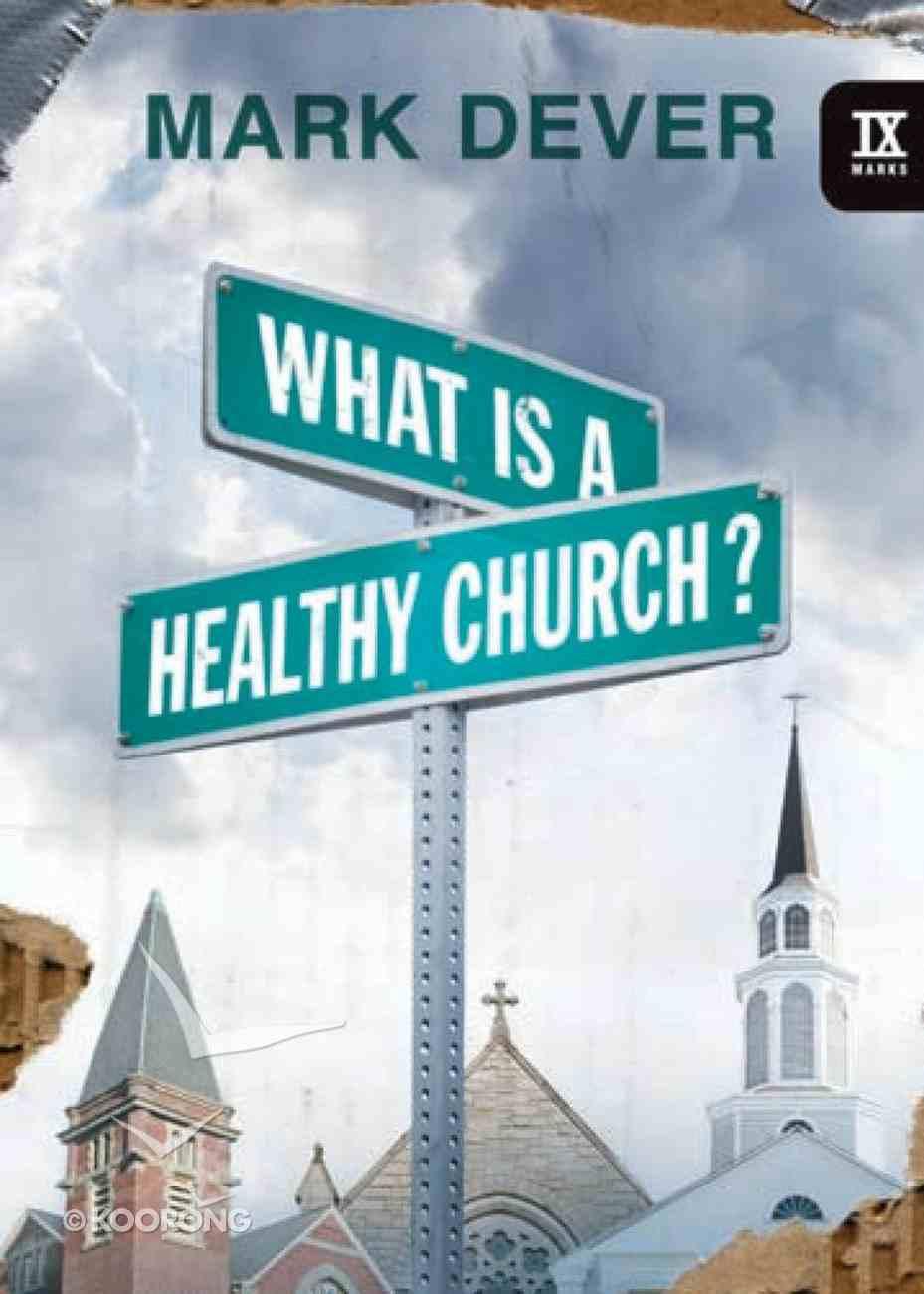 What is a Healthy Church? eBook