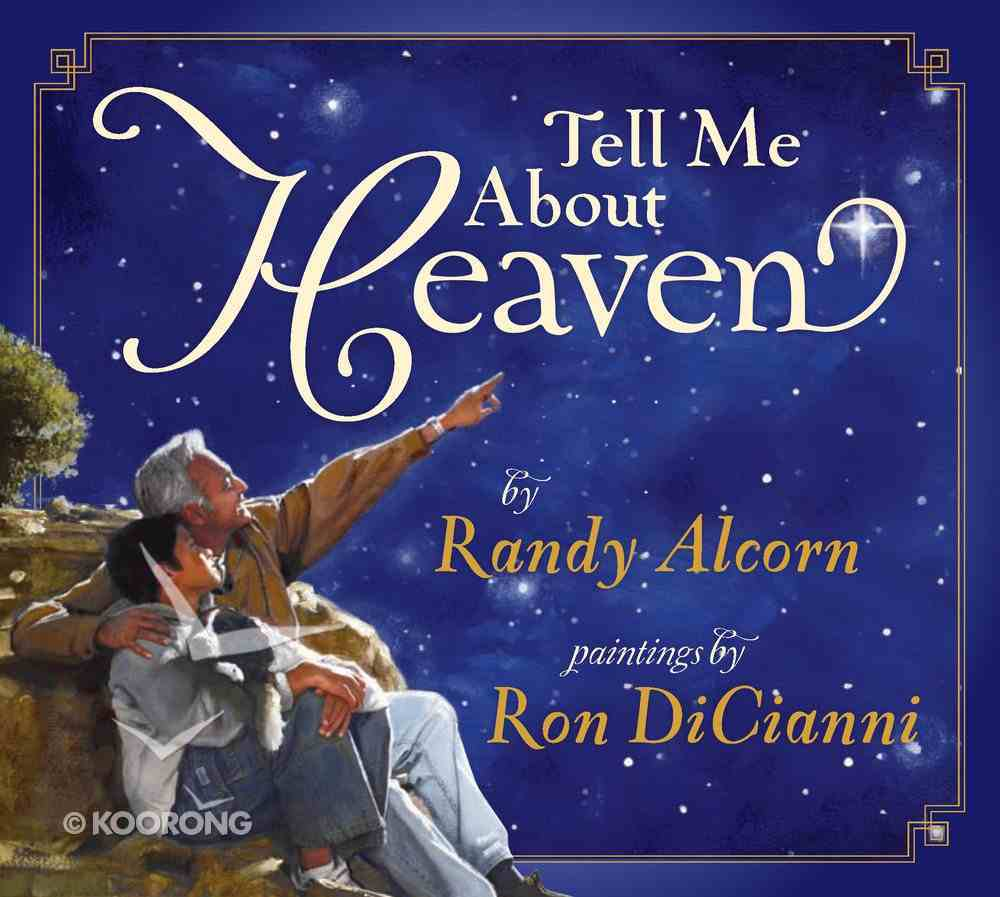 Tell Me About Heaven eBook