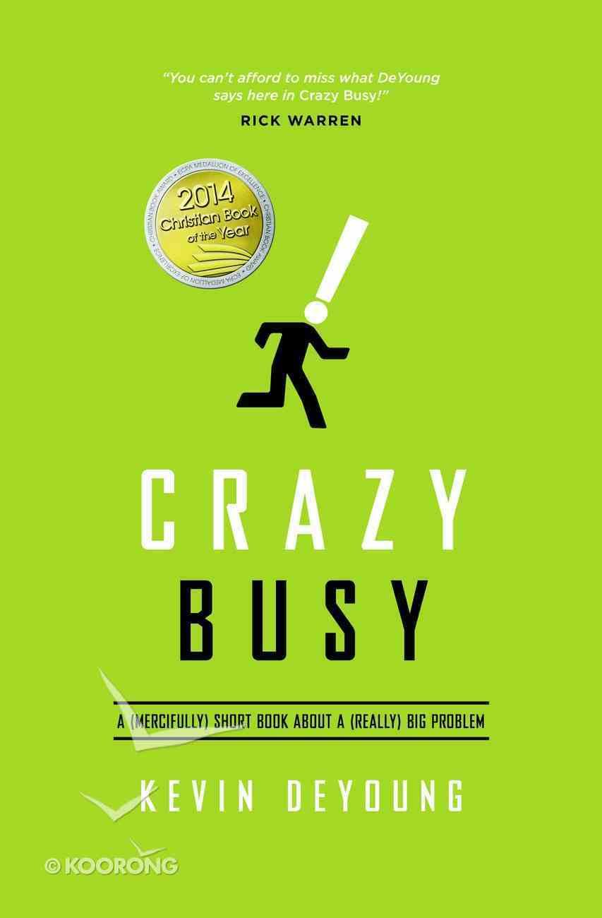 Crazy Busy eBook