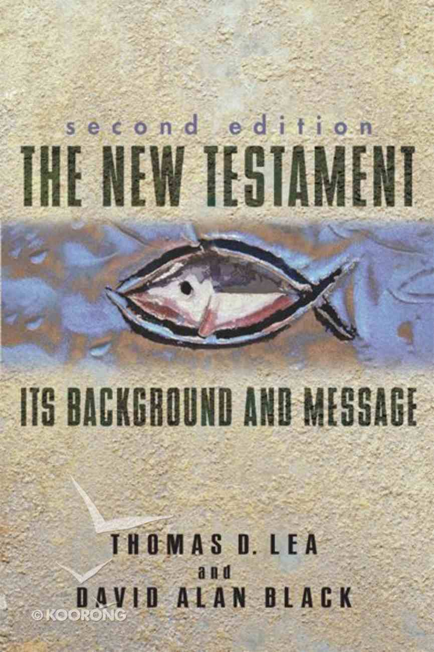 The New Testament (2nd Edition) eBook