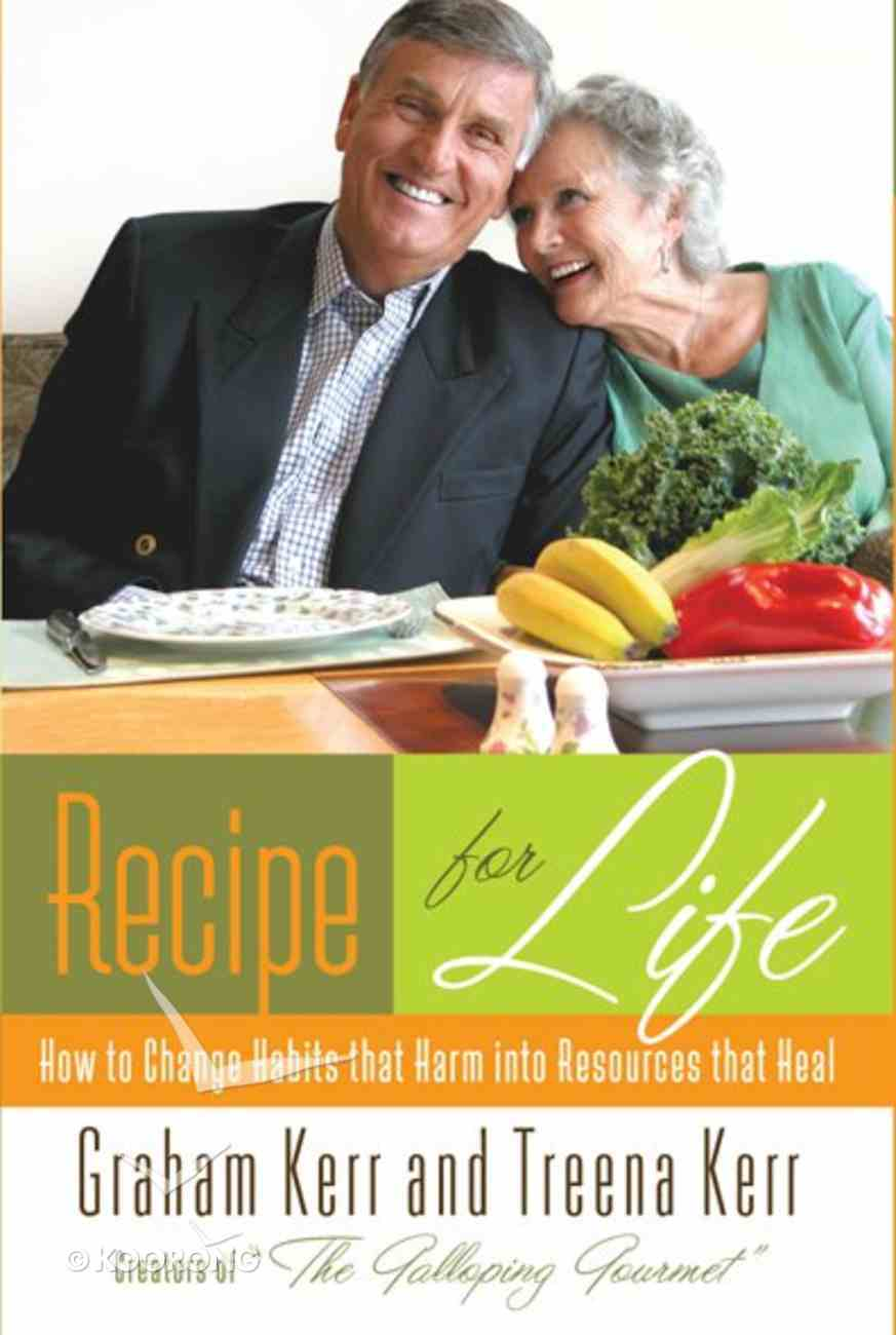 Recipe For Life eBook