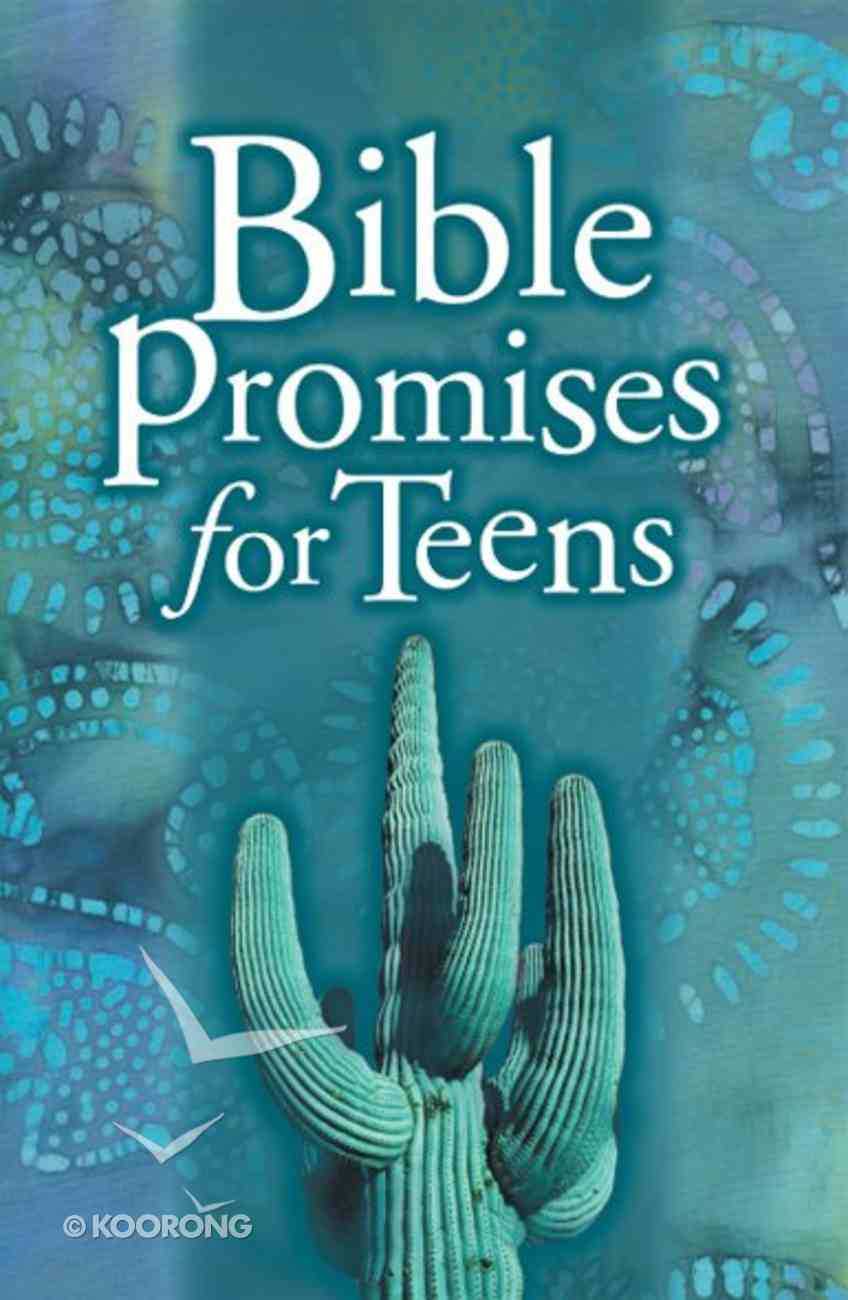 Bible Promises For Teens eBook