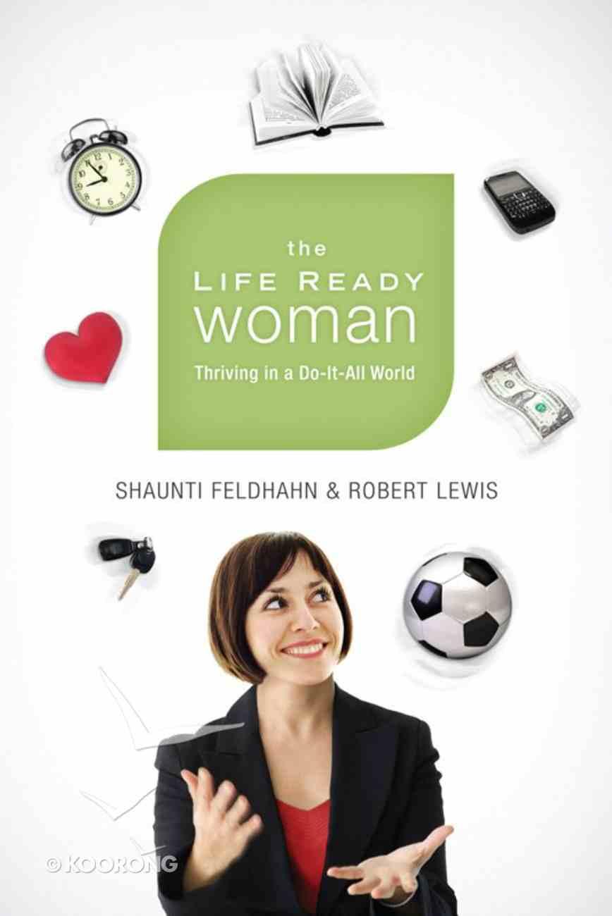 The Life Ready Woman eBook
