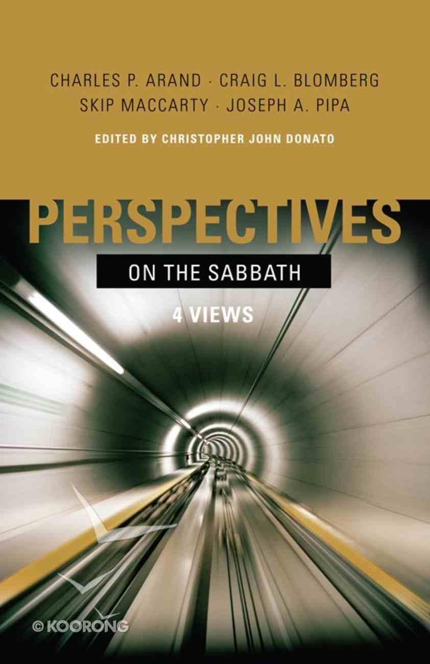 Perspectives on the Sabbath eBook