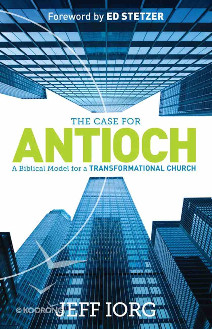 The Case For Antioch eBook