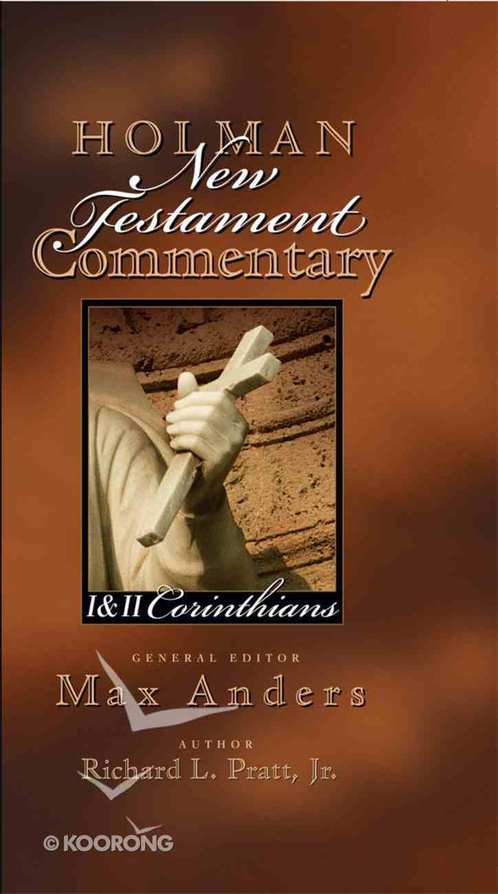 1&2 Corinthians (#07 in Holman New Testament Commentary Series) eBook