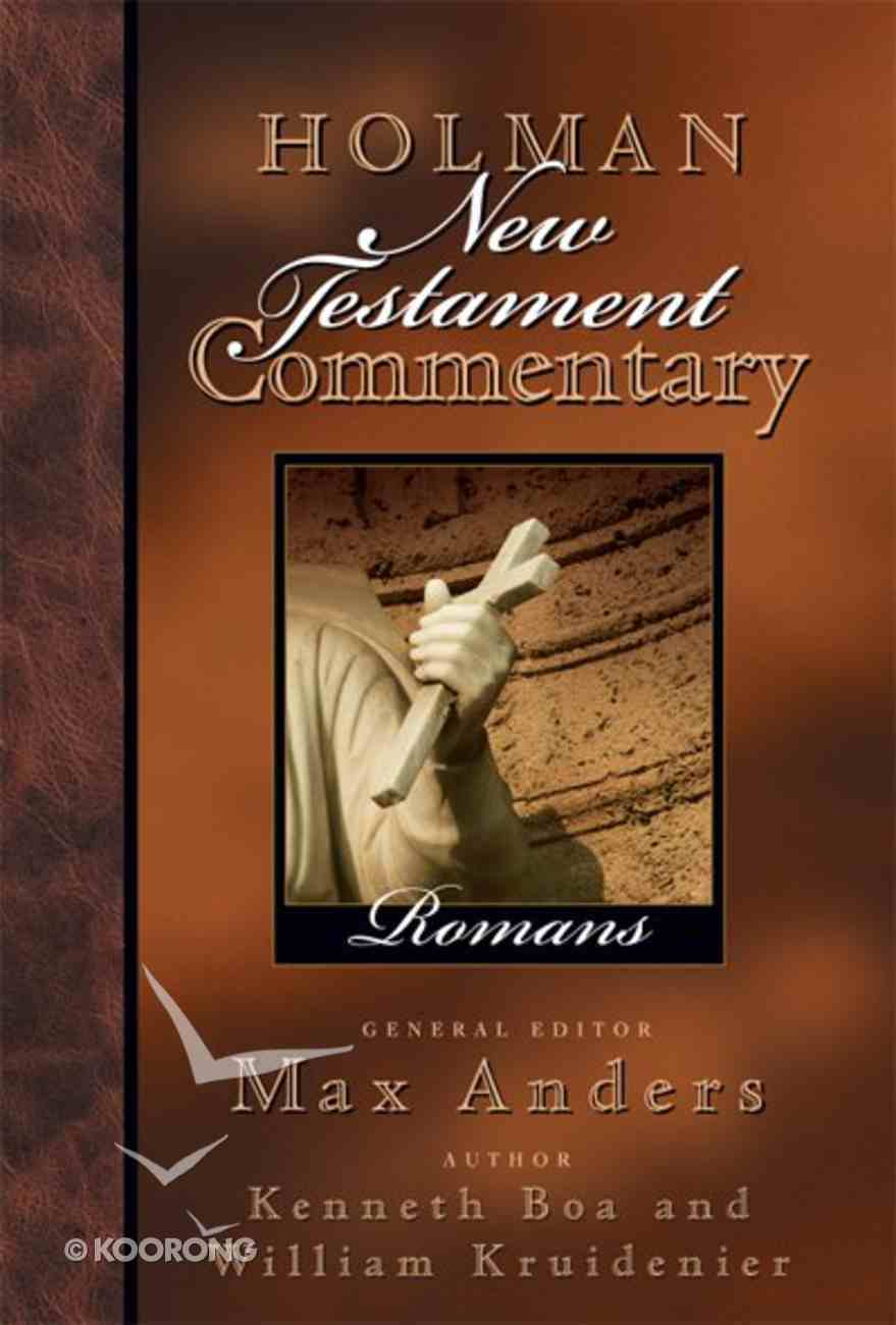 Romans (#06 in Holman New Testament Commentary Series) eBook