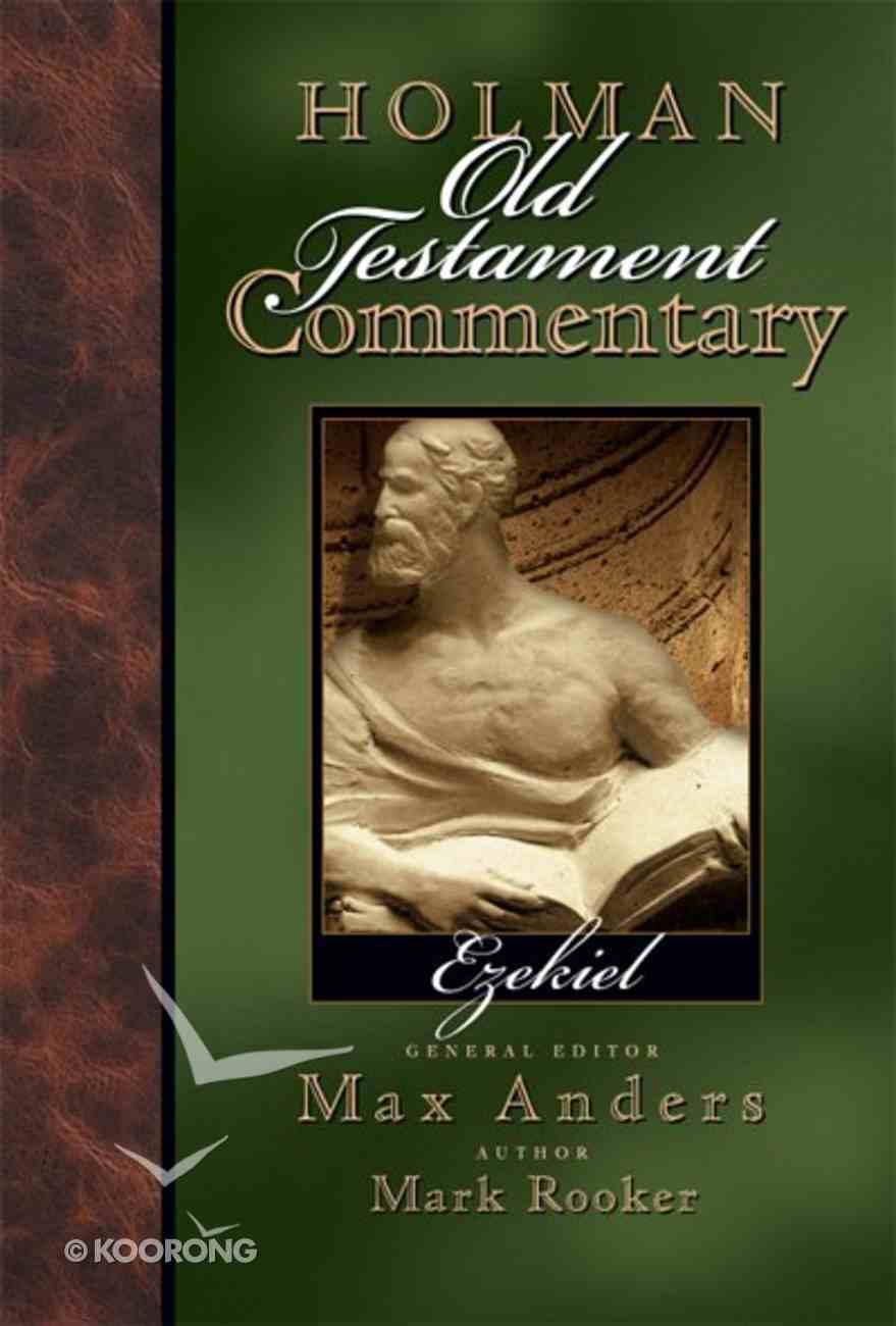 Ezekiel (#17 in Holman Old Testament Commentary Series) eBook