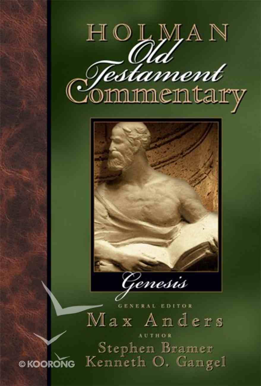 Genesis (#01 in Holman Old Testament Commentary Series) eBook