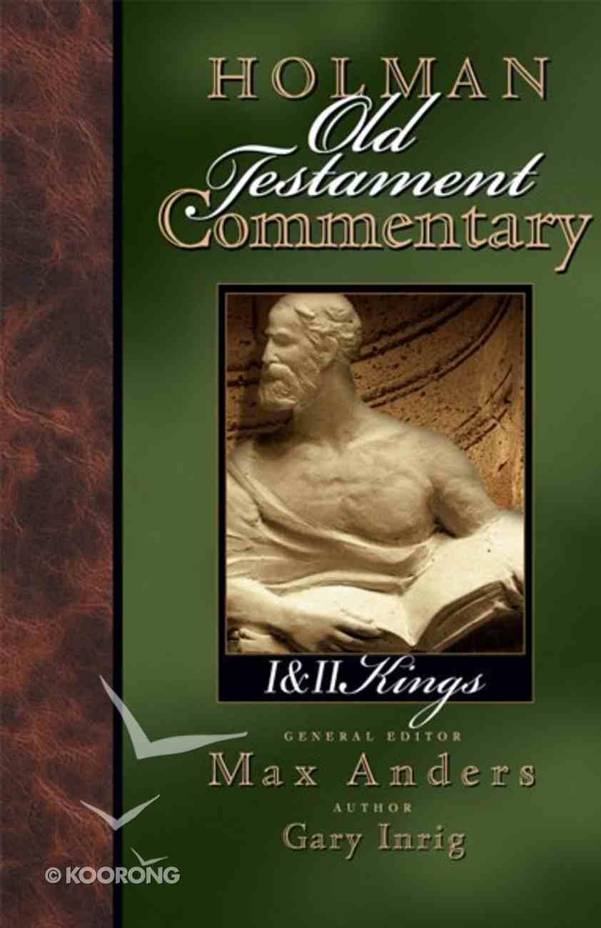 1&2 Kings (#07 in Holman Old Testament Commentary Series) eBook