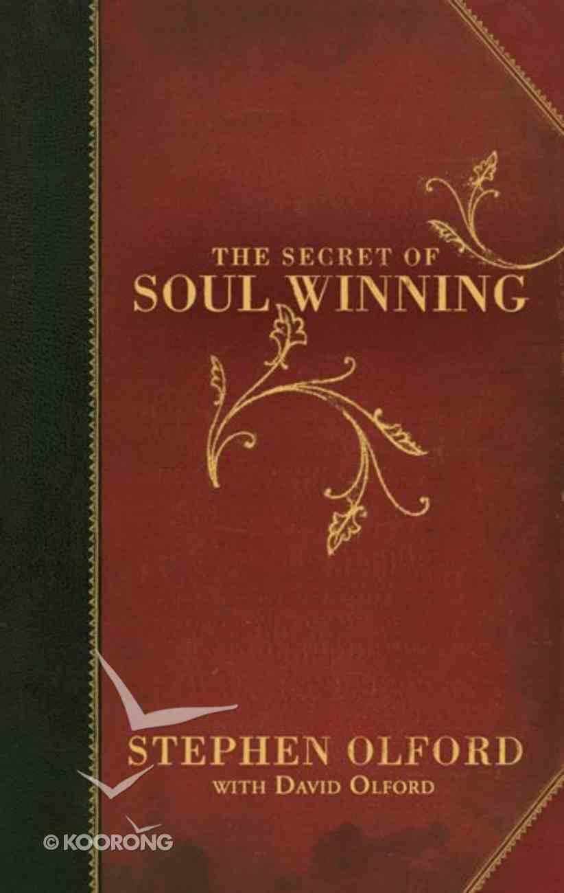 The Secret of Soul Winning eBook