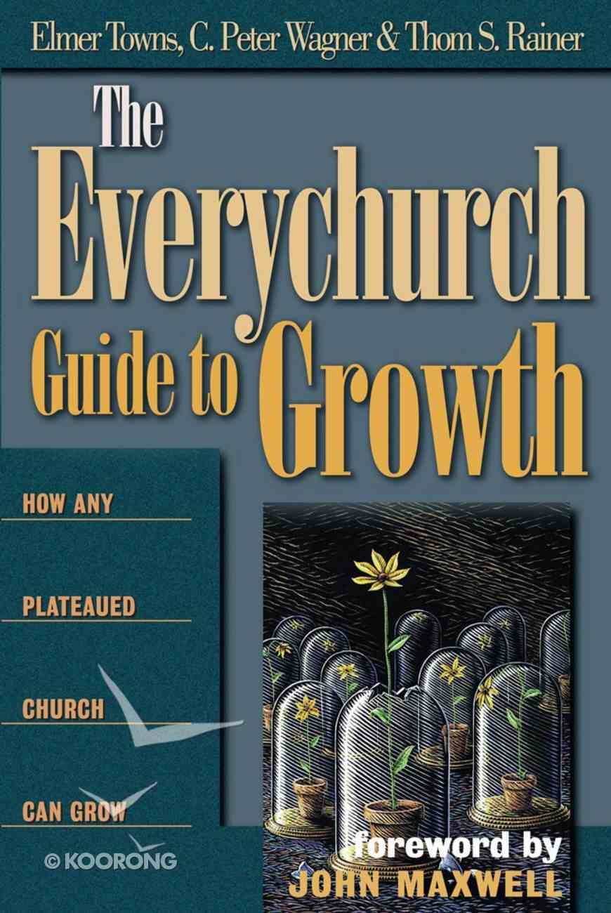 The Everychurch Guide to Growth eBook