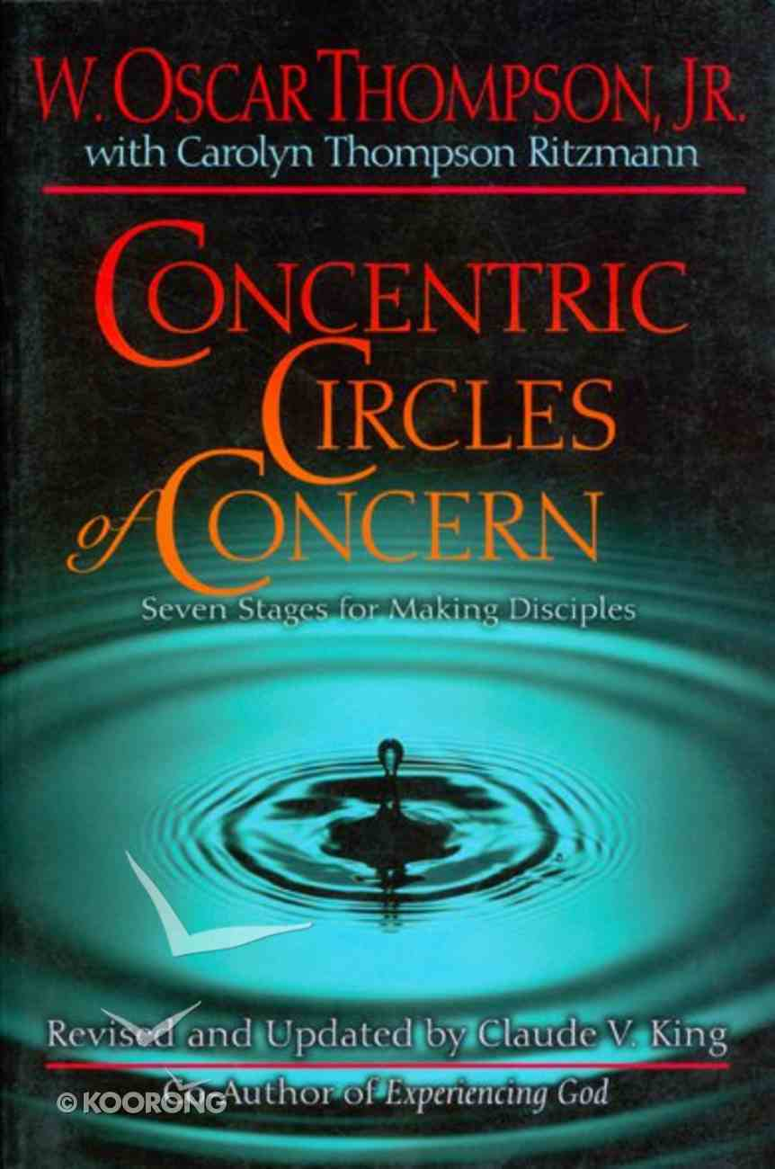 Concentric Circles of Concern (Growing Disciple Series) eBook