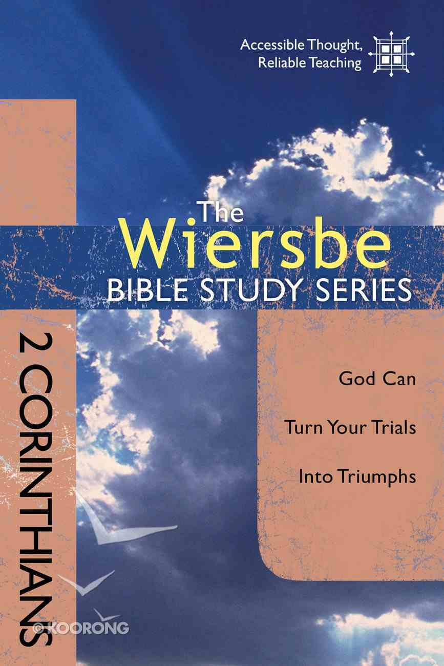 Be Encouraged (2 Corinthians) (Be Series) eBook