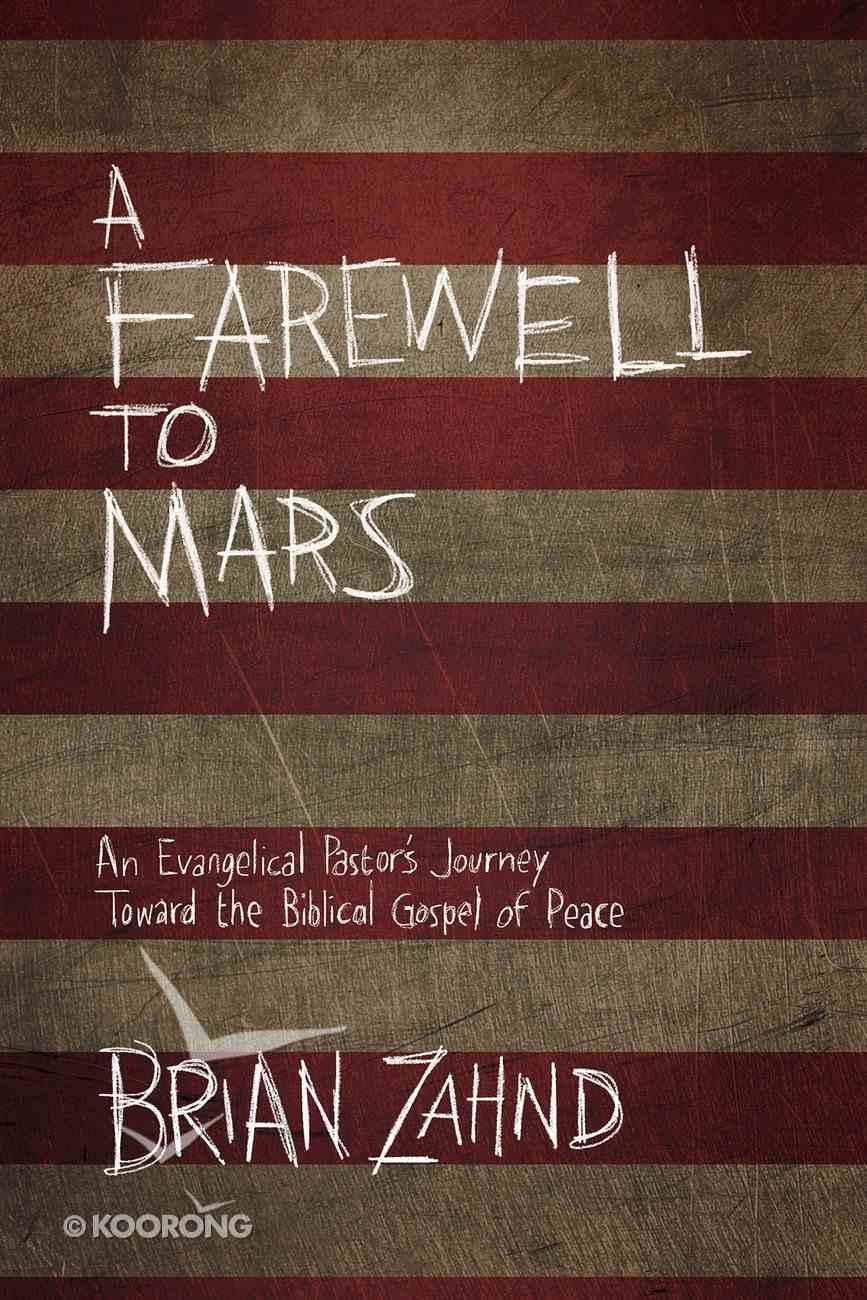 A Farewell to Mars eBook