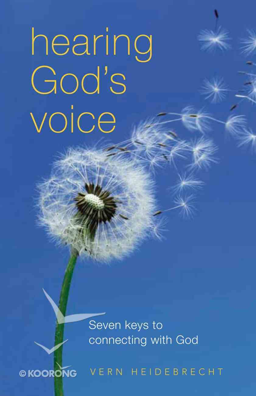 Hearing God's Voice eBook