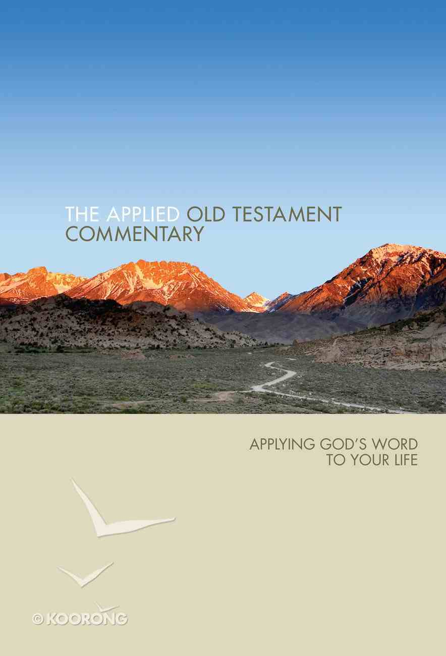 The Applied Old Testament Commentary eBook