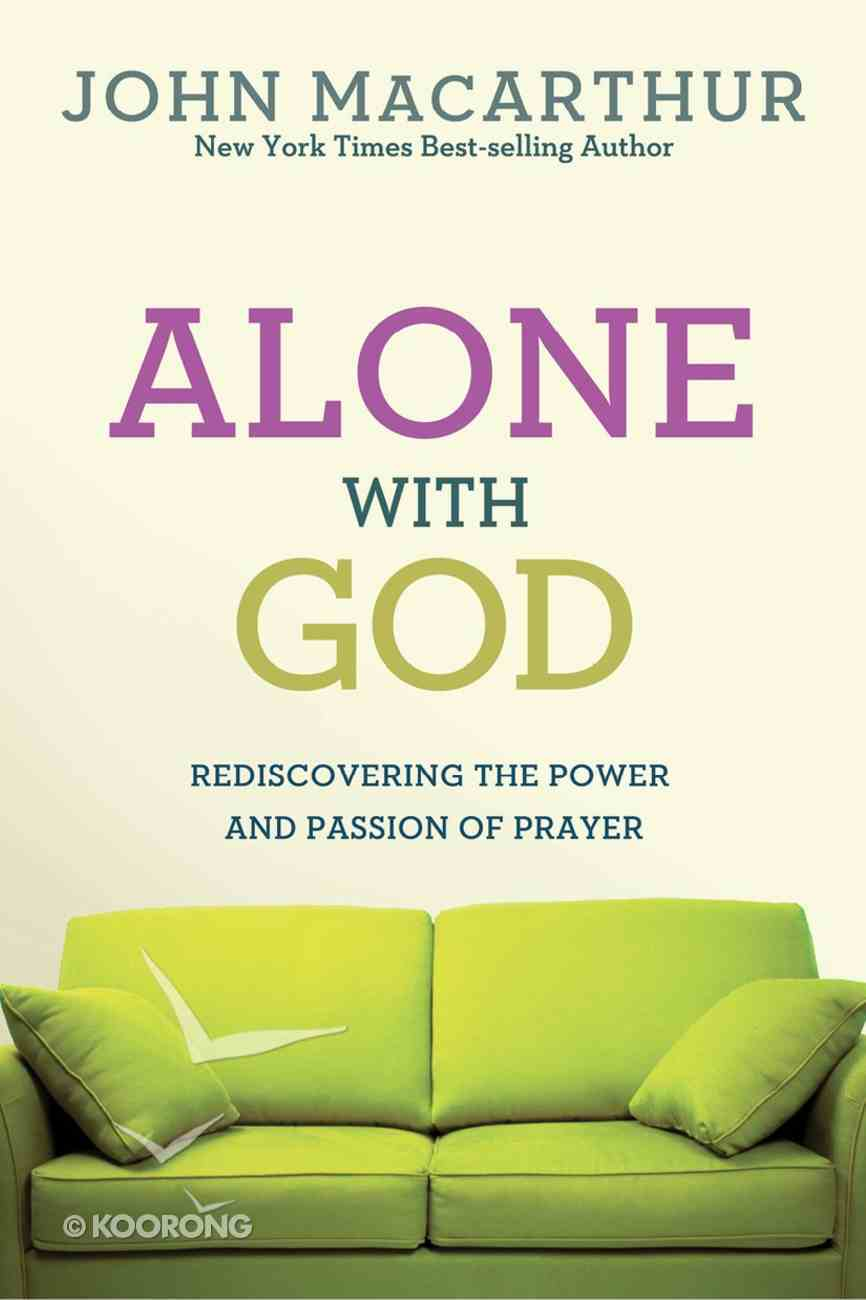Alone With God eBook