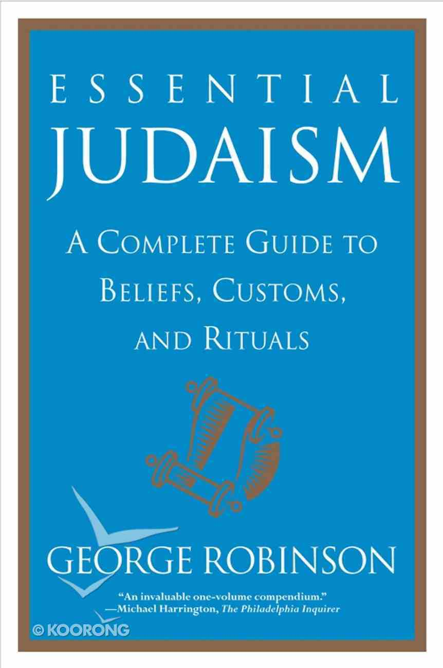 Essential Judaism eBook
