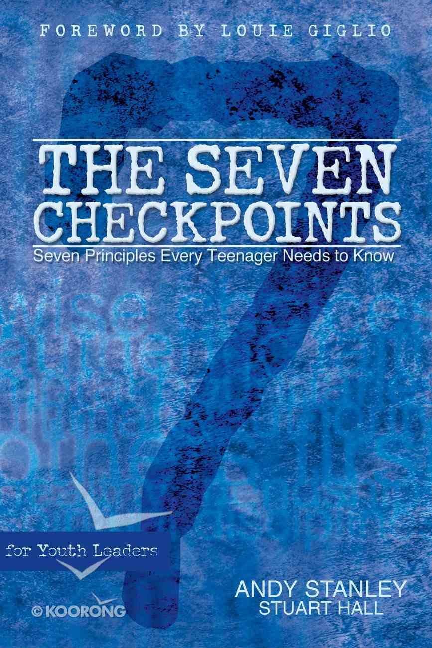 The Seven Checkpoints For Youth Leaders eBook