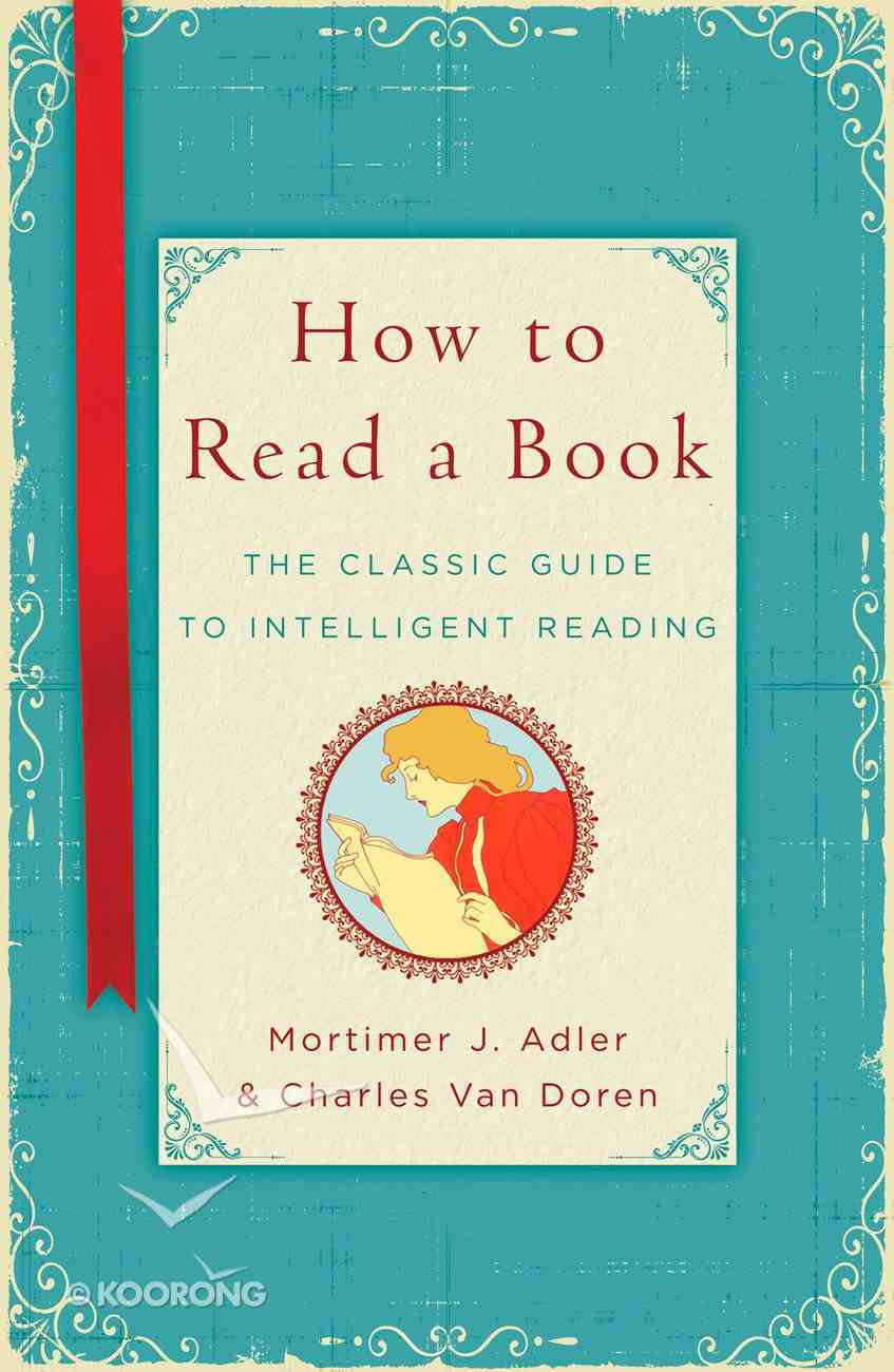 How to Read a Book eBook