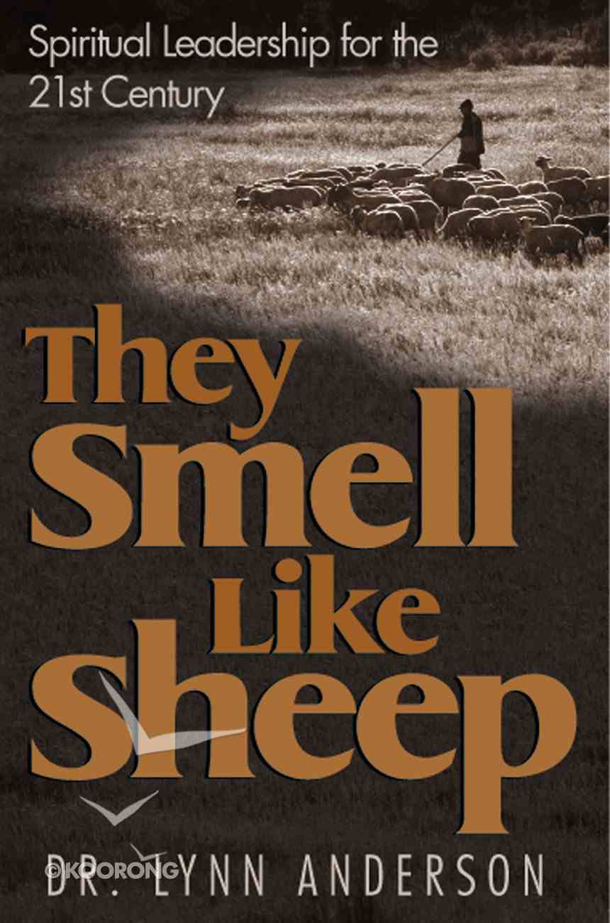 They Smell Like Sheep eBook