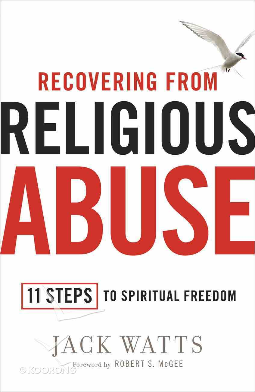Recovering From Religious Abuse eBook