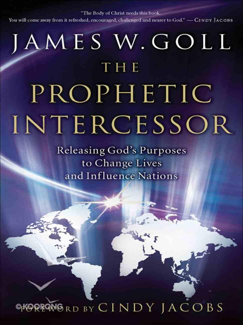 The Prophetic Intercessor eBook