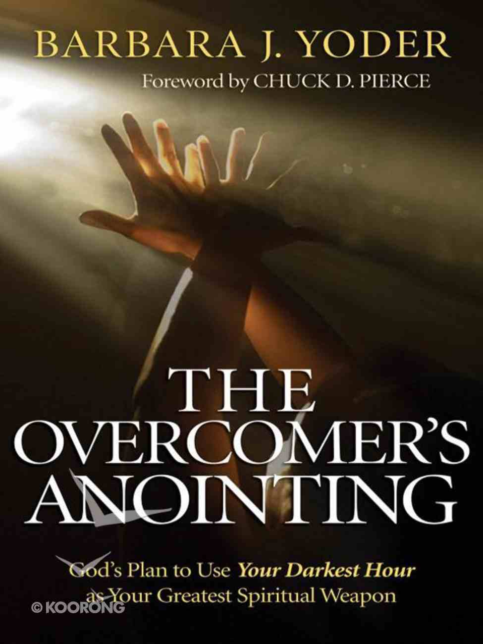 The Overcomer's Anointing eBook