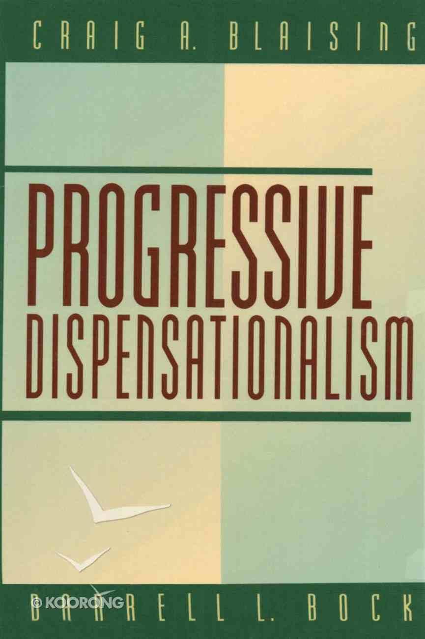 Progressive Dispensationalism eBook
