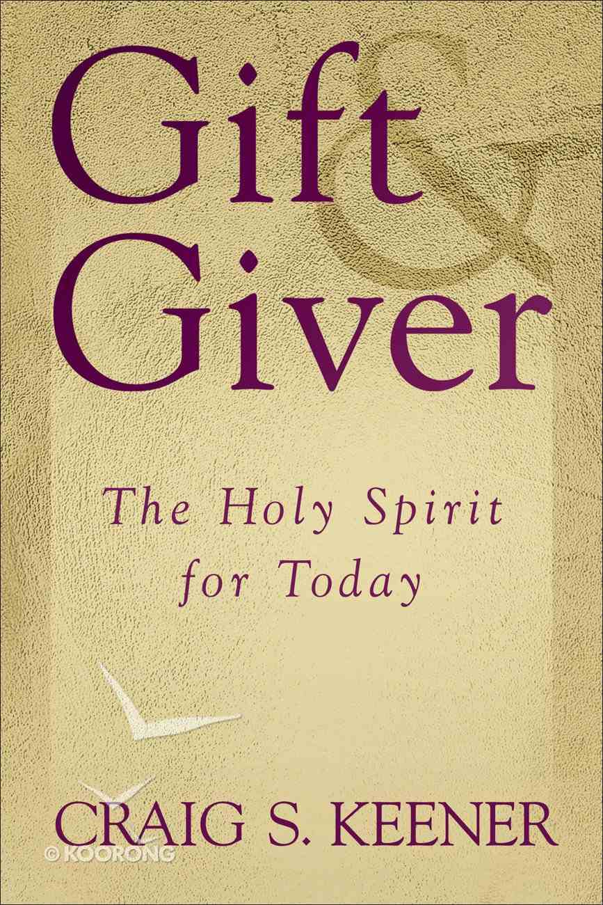Gift and Giver eBook
