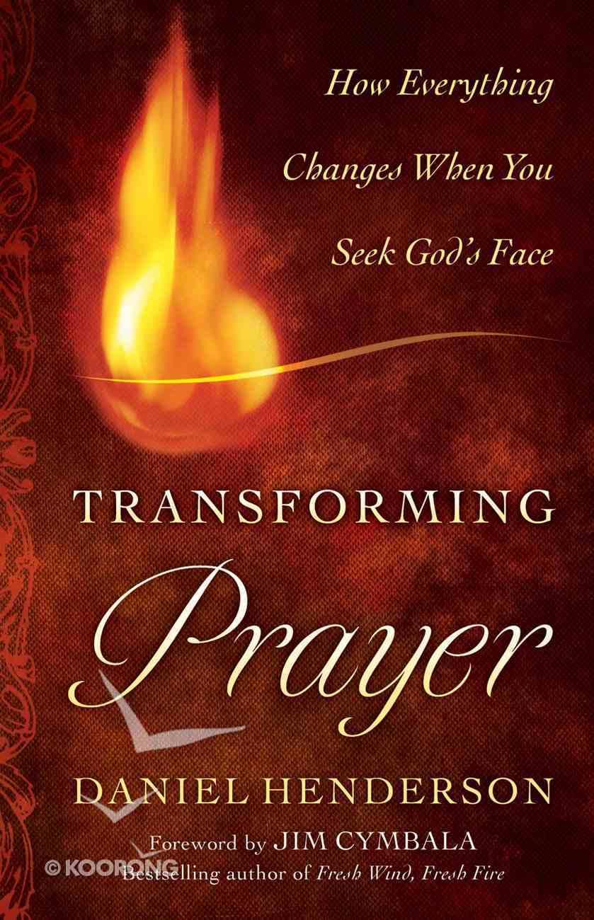 Transforming Prayer eBook