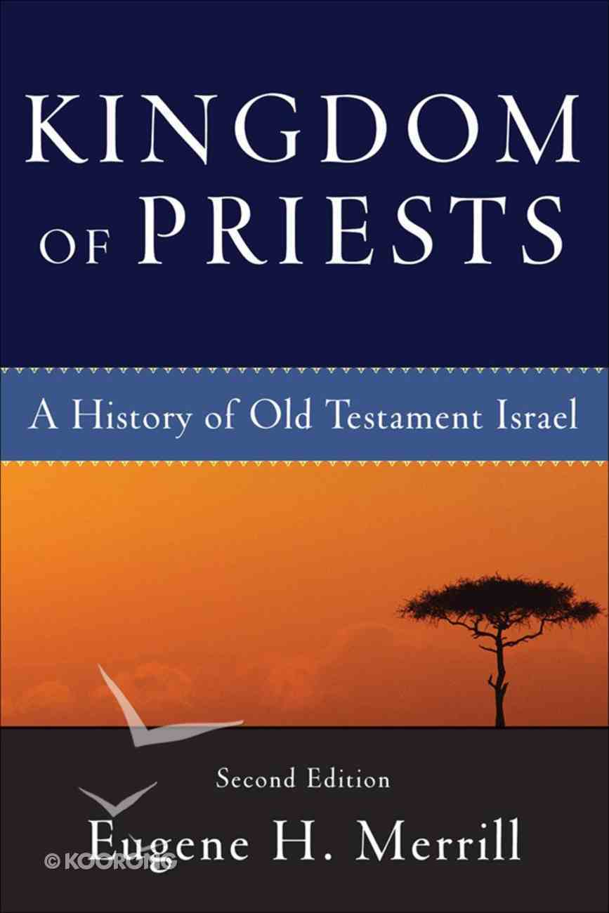Kingdom of Priests eBook