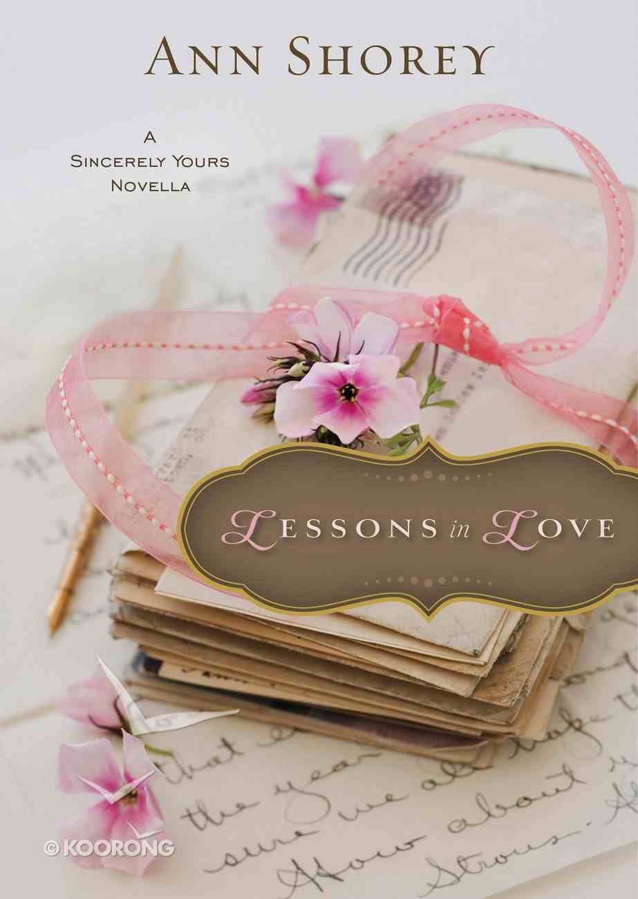 Lessons in Love (Ebook Shorts) eBook