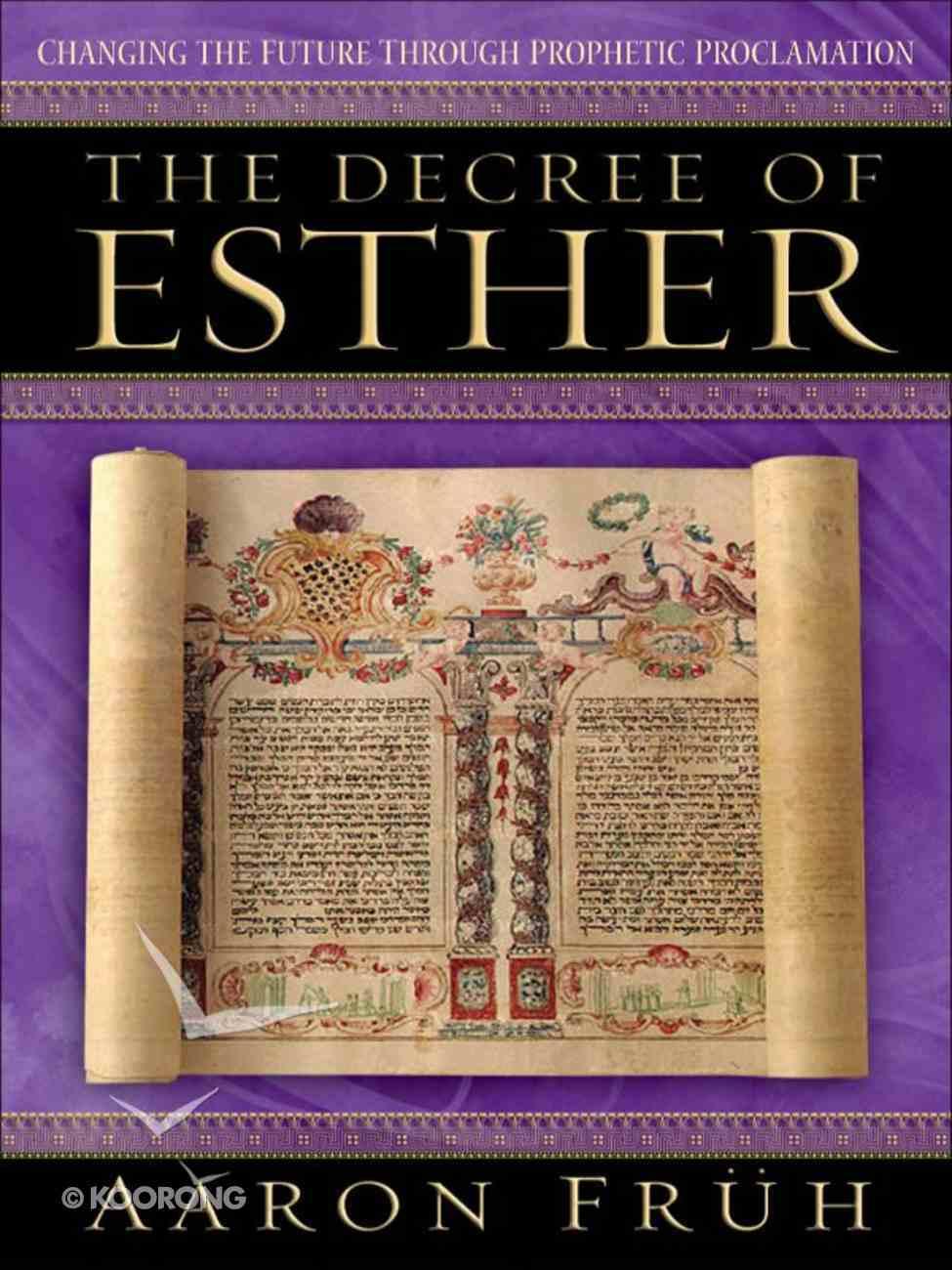 The Decree of Esther eBook