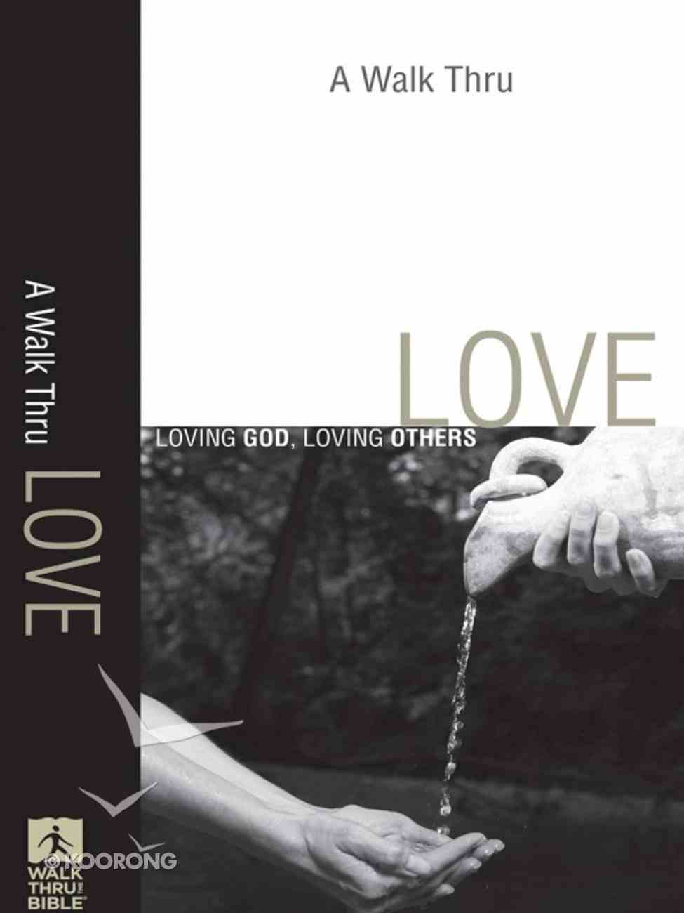 Nibs: A Walk Thru Love eBook
