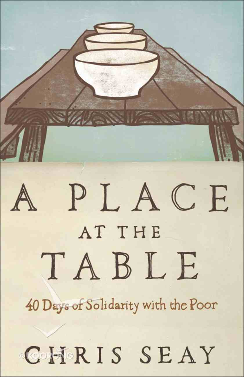 A Place At the Table eBook