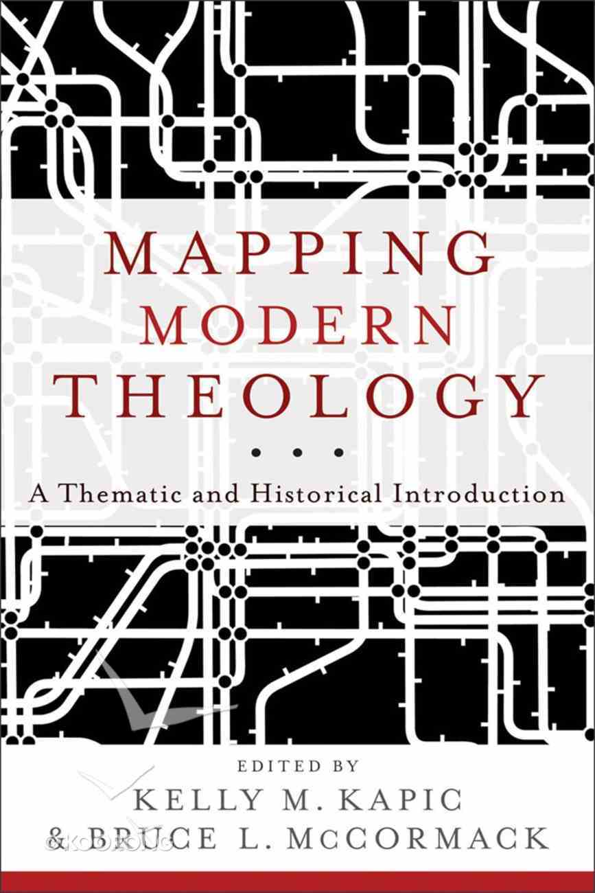 Mapping Modern Theology eBook