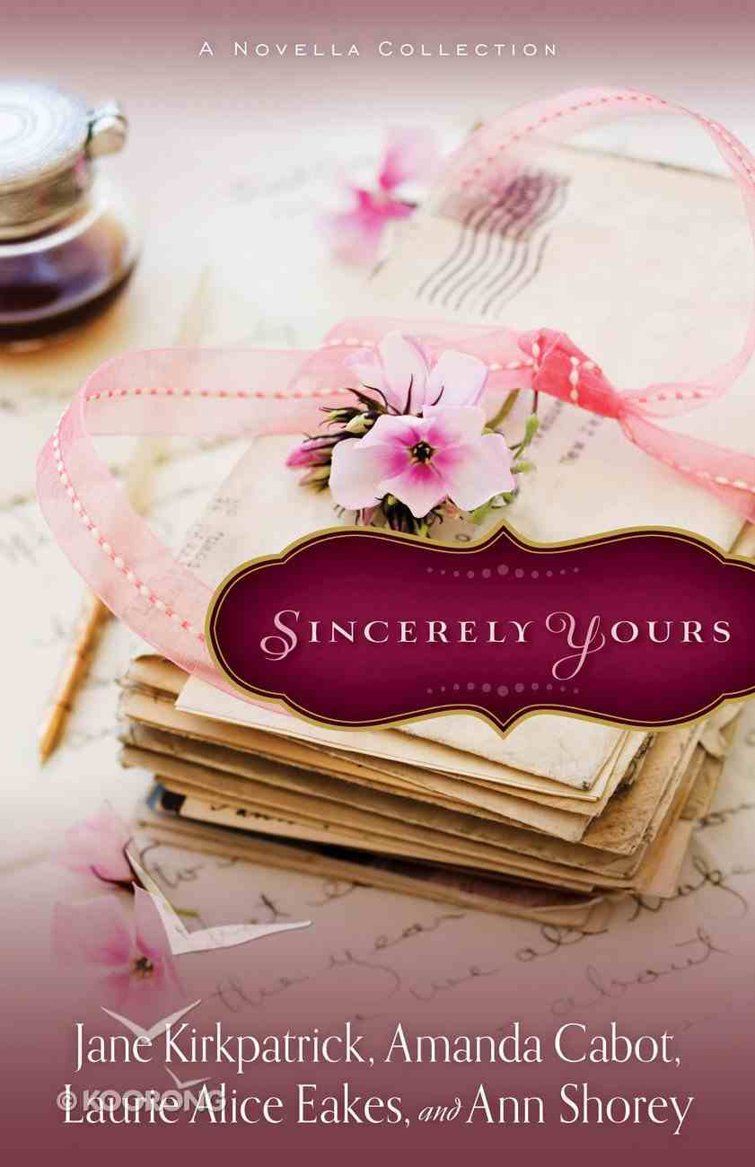 Sincerely Yours eBook