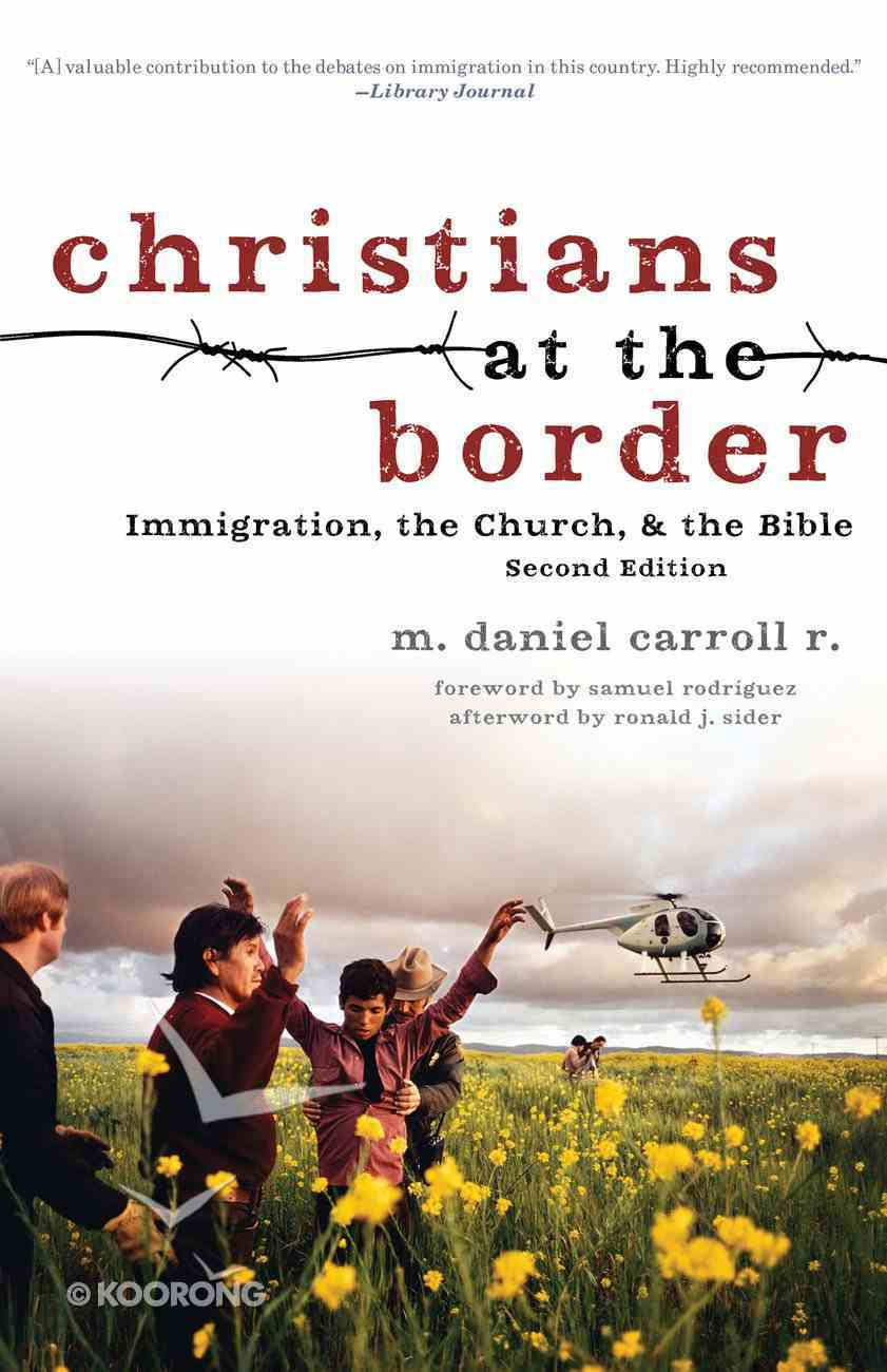 Christians At the Border eBook