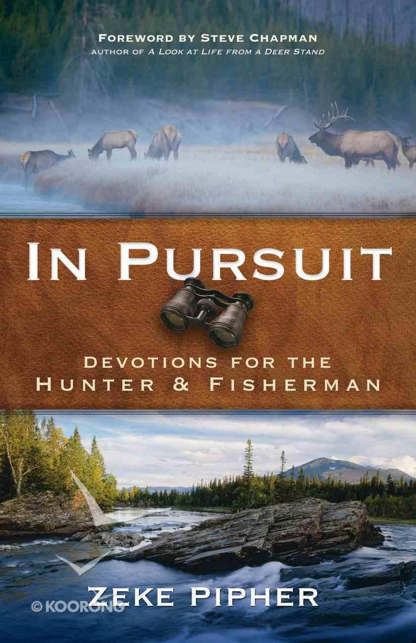 In Pursuit eBook