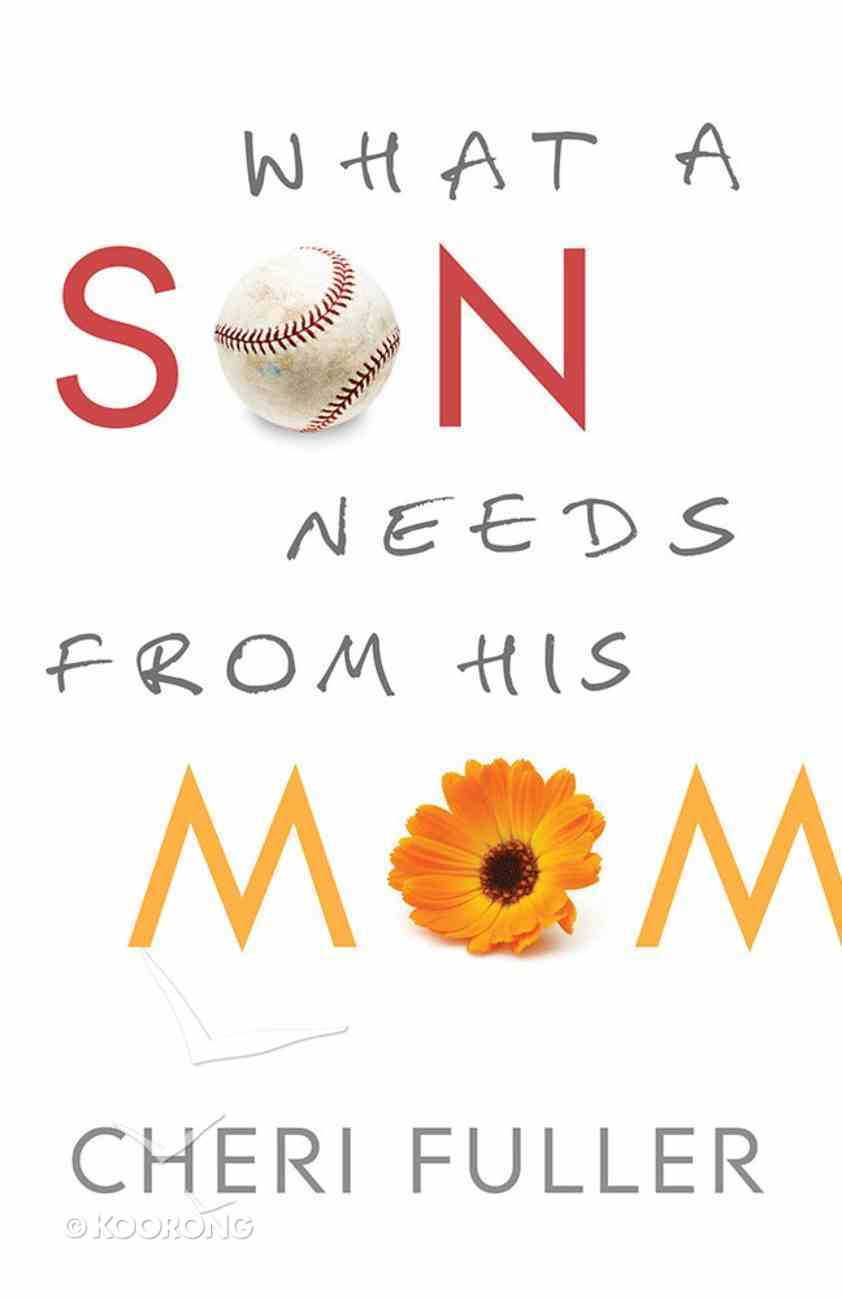 What a Son Needs From His Mom eBook