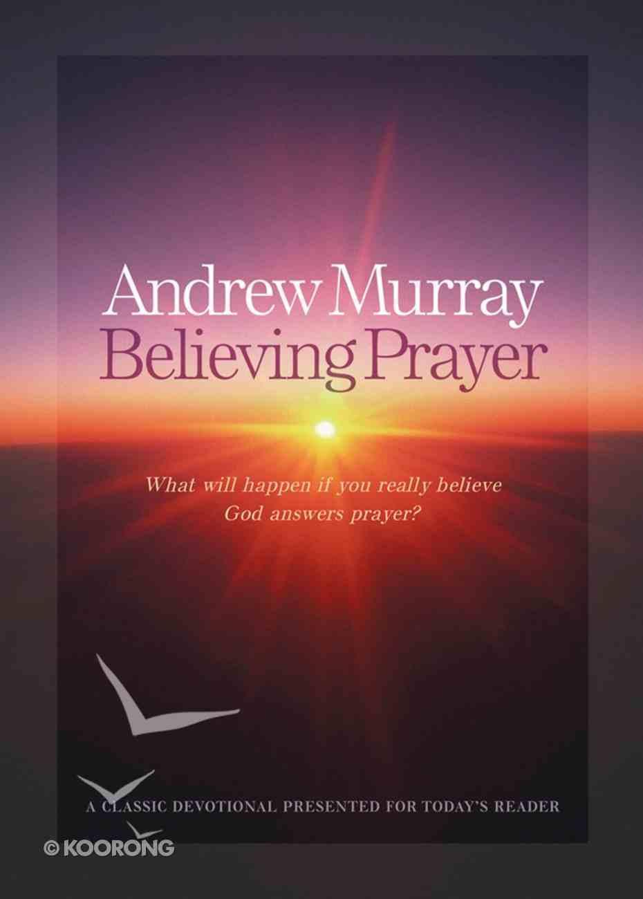 Believing Prayer eBook